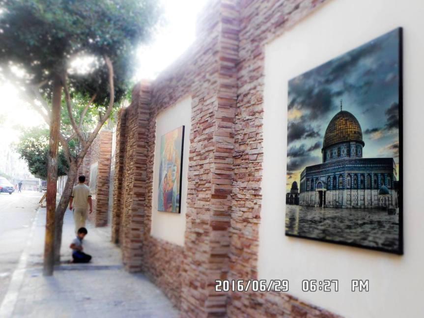 Raed, Gaza, Palestine – photo essay–