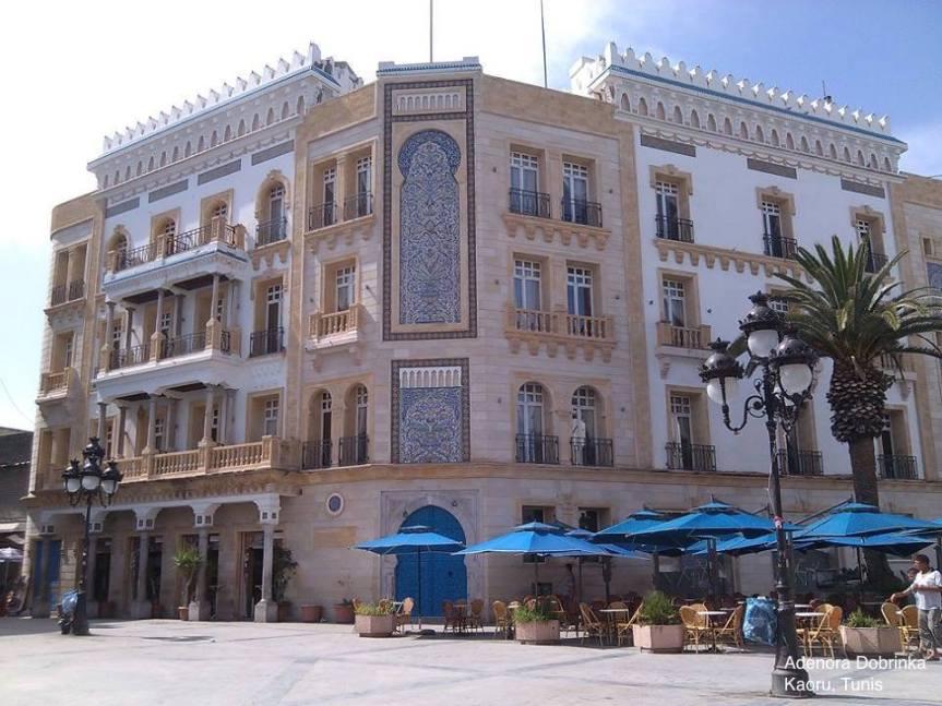 Adenora Dobrinka Kaoru, Tunisia – photo essay–