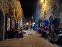 Sweet tender night time at Essaouira by Amal Asebriy, Morocco – photo essay–