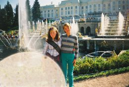 The Last Line of My Childhood by Vera Badalyan,Russia/Israel