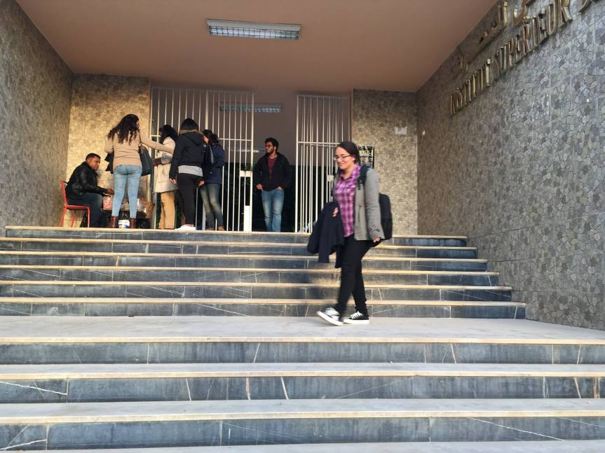 University Life by Imen, Tunisia – photo essay –