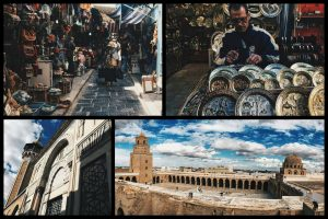 A Walk in Tunisia by Mohamed Omar Attaaoui, Tunisia – photo essay –