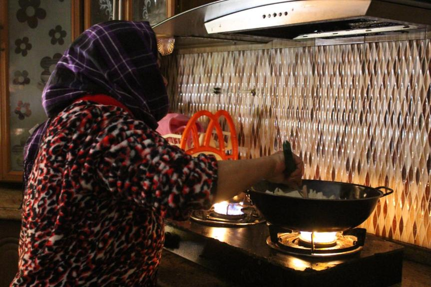My Mum, the Palestinian Chef by HANEEN [Photo Essay]