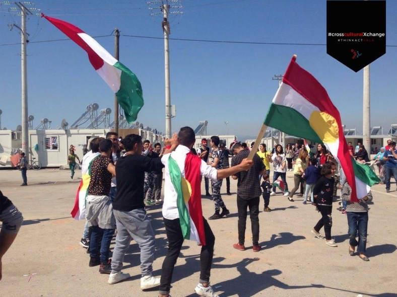 Beyond Our Differences by Rahma Henchiri,Tunisia