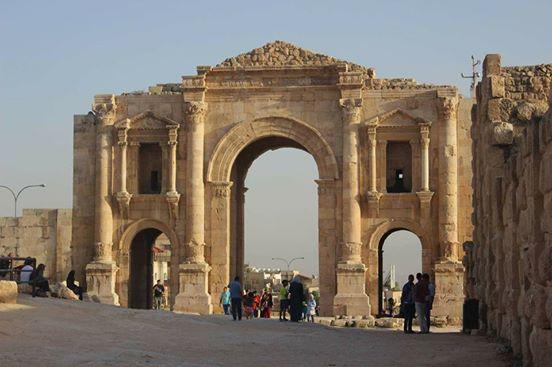 Abd Al Rahman Al Hariri, Syria-Jordan.1