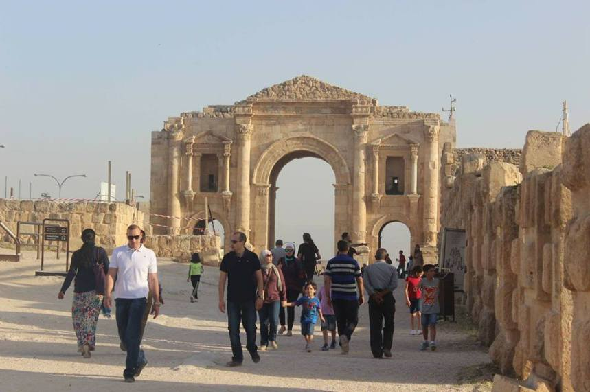 Abd Al Rahman Al Hariri, Syria-Jordan.4