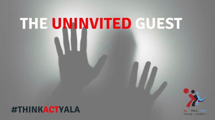 The Uninvited Guest by Hadass Evron,Israel