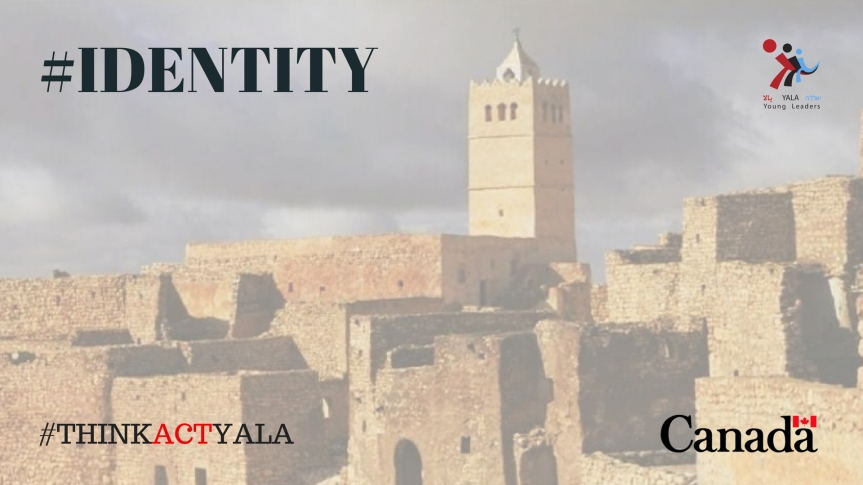 The Journey of Identity by Aziza Douma, Tunisia