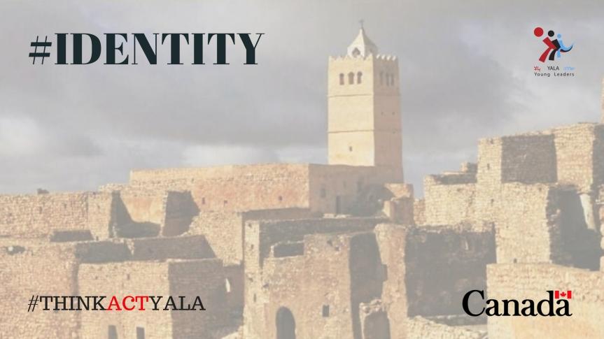 The Journey of Identity by Aziza Douma,Tunisia