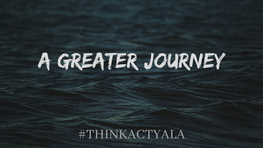 A Greater Journey by Christina W., Israel