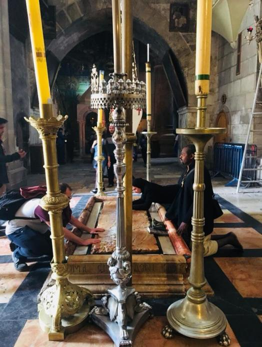 paula holy sepulcre