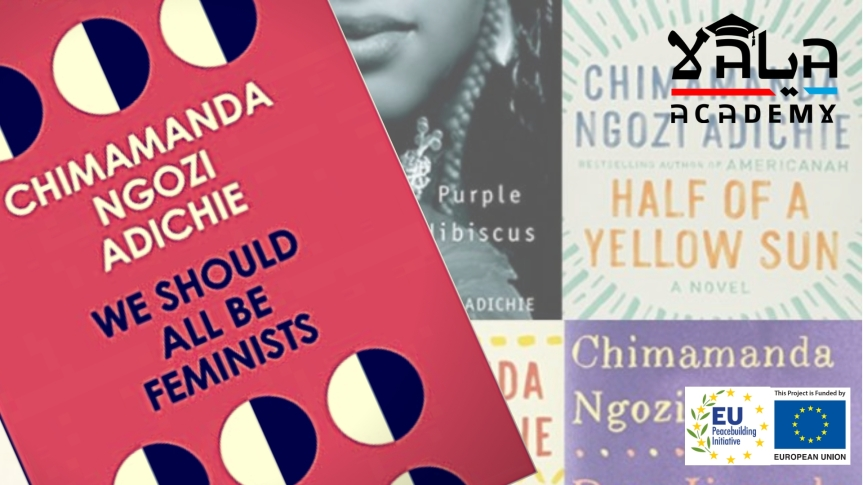 WE SHOULD ALL BE FEMINISTS!  (How a Nigerian man was inspired byfeminism)