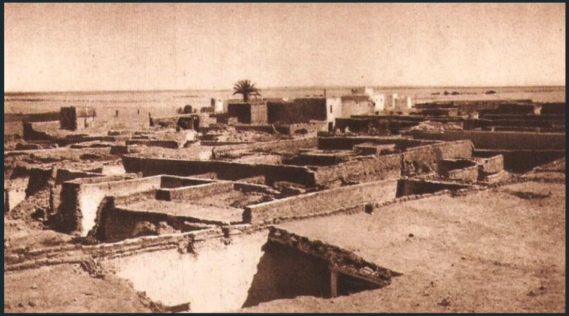 Hun Village