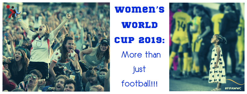 women's World Cup:  More than just football!