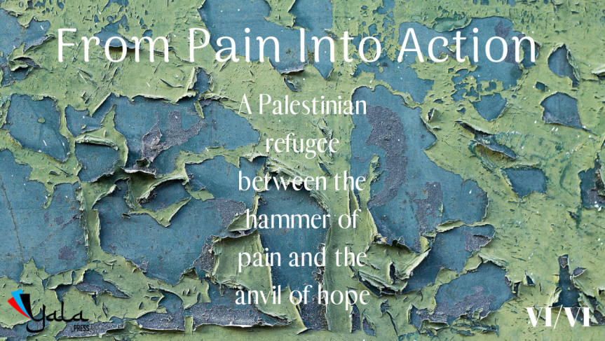 From Pain Into Action